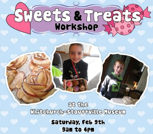 Sweets & Treats Workshop-event-photo