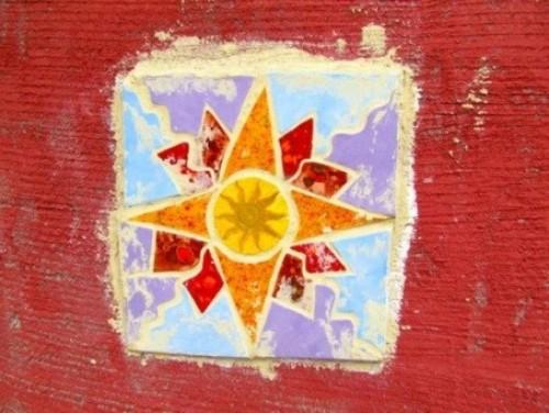 Tile Painting: Mixed Media Mashup-event-photo