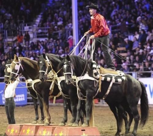 4B Ranch presents Tom Bishop's Wild West Show-event-photo