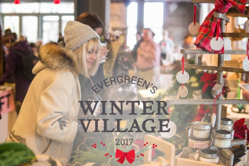 Evergreen's Winter Village-event-photo