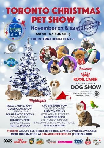 Toronto Christmas Pet Show-event-photo