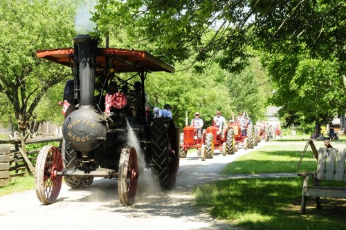 23rd Annual Father's Day Smoke & Steam Show-event-photo