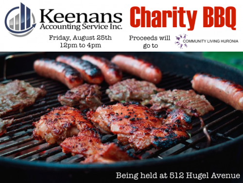 Keenans Accounting Service Charity BBQ-event-photo