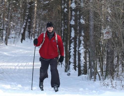 Ganaraska Region Conservation Authority's Family Cross-Country Ski & Snowshoe Day