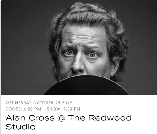 Alan Cross: A Salon Talk-event-photo