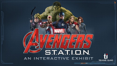 Marvel Avengers S.T.A.T.I.O.N.: The Experience-event-photo
