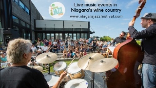 TD Niagara Jazz Festival-event-photo