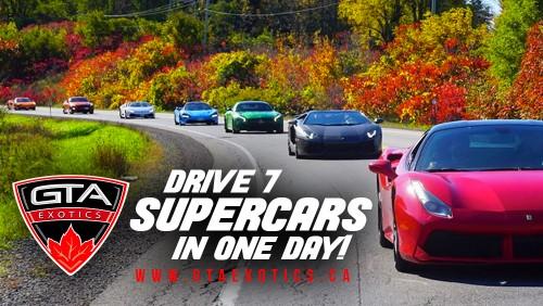 GTA Exotics | 3 & 6 Hour Exotic Car Tours-event-photo