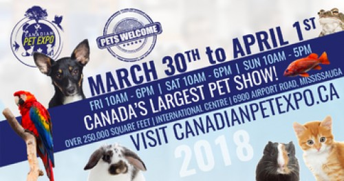 Spring Canadian Pet Expo-event-photo