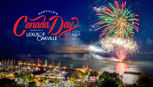 Oakville's Canada Day-event-photo