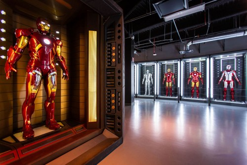 Marvel Avengers S.T.A.T.I.O.N. The Experience-event-photo