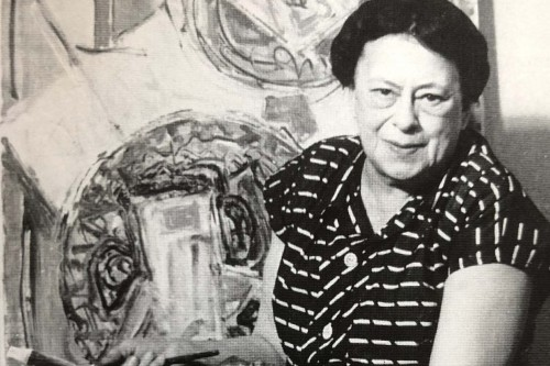 AGH Talks: Women Driven to Abstraction with Regina Haggo