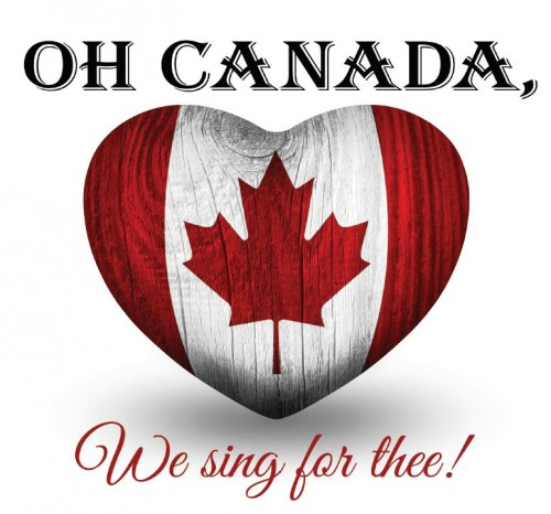 Oh Canada, We Sing for Thee by Leisa Way-event-photo