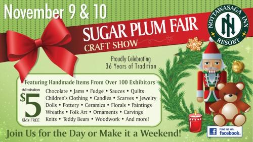 36th Annual Sugar Plum Fair Craft Show-event-photo