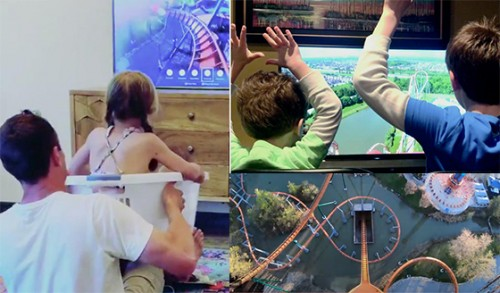 Take a Virtual Rollercoaster Ride From Canada's Wonderland-event-photo