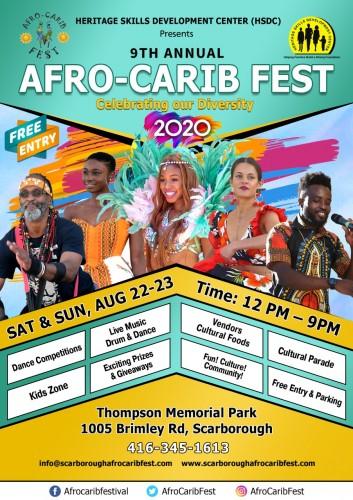 AFRO CARIB FEST 2020-event-photo