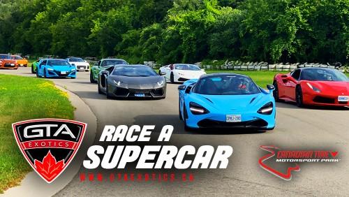 GTA Exotics | Track Day Experience (Canadian Tire Motorsport Park)
