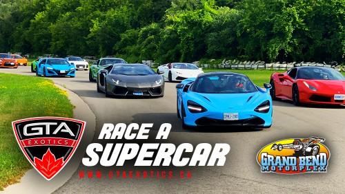 GTA Exotics | Track Day Experience (Grand Bend Motorplex)