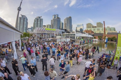 Dancing on the Pier-event-photo
