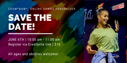 Zoom*BAM*! Zumba Fundraiser in Support of YouthSpeak-event-photo