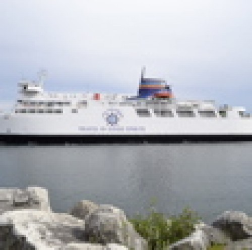 Chi-Cheemaun Ferry (Owen Sound Transportation Co)