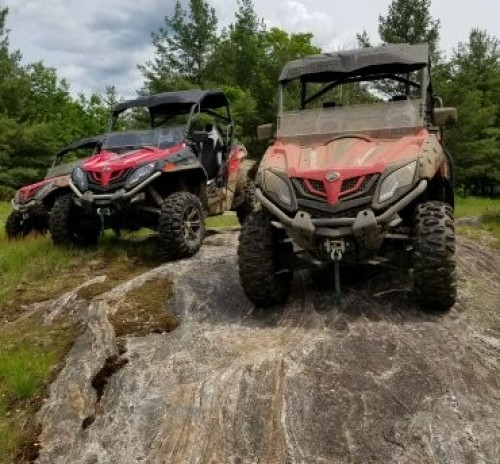 Tour Muskoka Side By Side Tours in MacTier - Outdoor Adventures in CENTRAL ONTARIO Summer Fun Guide