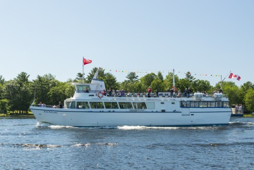 Boat Cruises - Midland & Penetanguishene in Penetanguishene - Boat & Train Excursions in  Summer Fun Guide