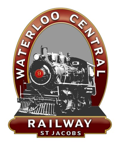 Waterloo Central Railway in St. Jacobs - Boat & Train Excursions in SOUTHWESTERN ONTARIO Summer Fun Guide