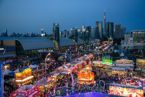 Canadian National Exhibition (CNE) - Aug 16-Sept 2, 2019