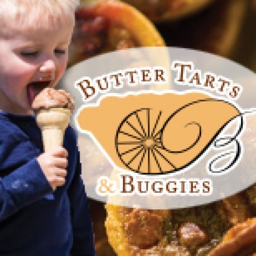 Butter Tarts & Buggies  in  - Fun Farms, U-Pick & Markets in SOUTHWESTERN ONTARIO Summer Fun Guide