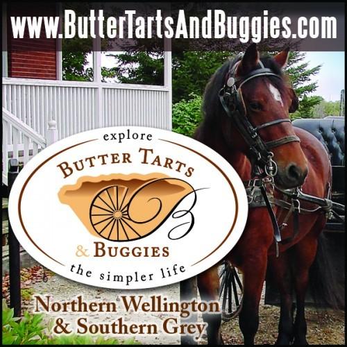 Butter Tarts & Buggies
