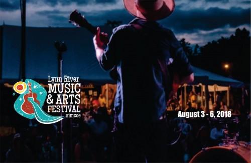 Lynn River Music & Art Festival - August Aug 3-6, 2018 in Simcoe - Festivals, Fairs & Events in SOUTHWESTERN ONTARIO Summer Fun Guide