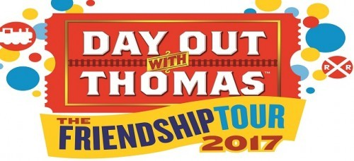 Day Out With Thomas Celebration Tour 2017