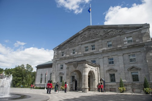 Rideau Hall in Ottawa - Attractions in OTTAWA REGION Summer Fun Guide