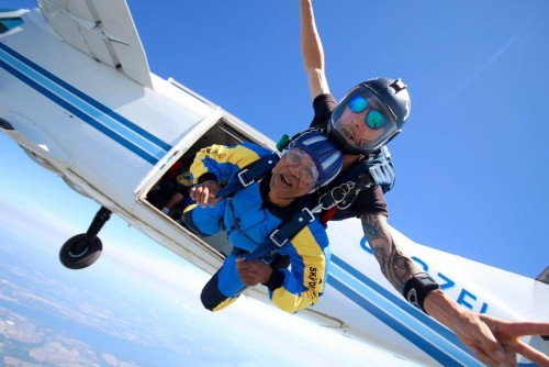 Skydive Toronto Inc in Cookstown - Outdoor Adventures in GREATER TORONTO AREA Summer Fun Guide
