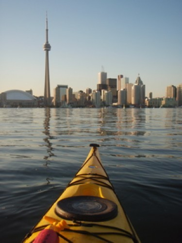 Harbourfront Canoe & Kayak Centre in Toronto - Outdoor Adventures in GREATER TORONTO AREA Summer Fun Guide