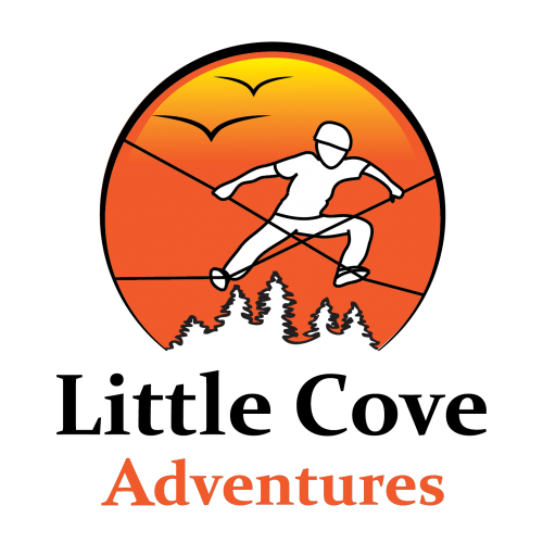 Little Cove Adventures Aerial Park & Cabins in Tobermory - Outdoor Adventures in  Summer Fun Guide