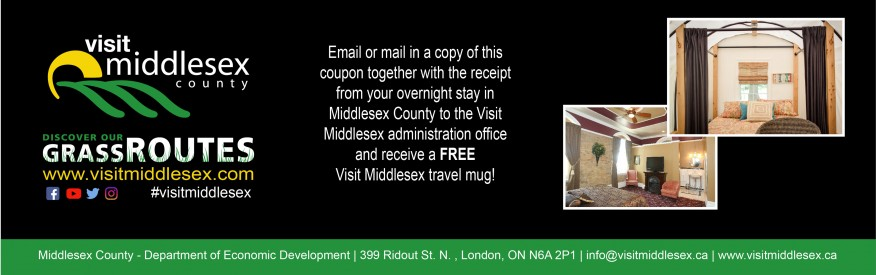 Middlesex coupon - Free Mug