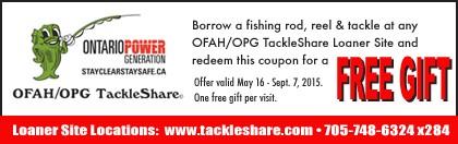 Ontario Fishing - Free Gift