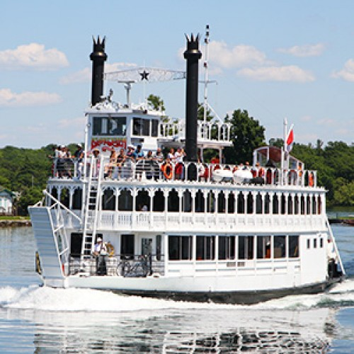1000 Islands Cruises Kingston  in Kingston - Attractions in EASTERN ONTARIO Summer Fun Guide
