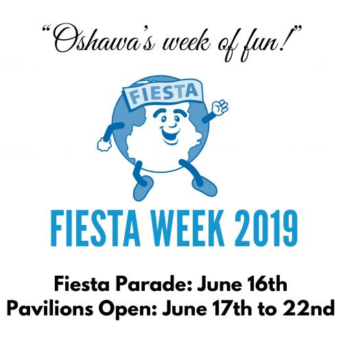 Oshawa Fiesta Week - June 16-22, 2019