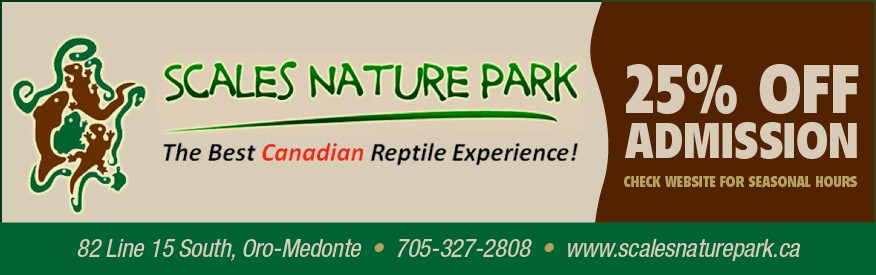 Scales Nature Park - 25% off admission