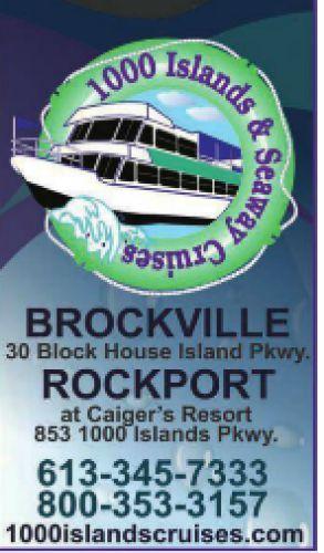 Brockville Block House Island