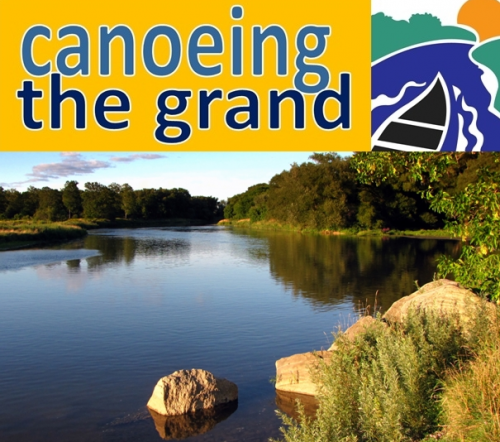 Canoeing The Grand