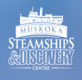 Muskoka Steamships & Discovery Centre in Gravenhurst - Attractions in CENTRAL ONTARIO Summer Fun Guide