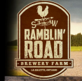 Ramblin' Road Brewery Farm in La Salette - Wineries & Microbreweries in SOUTHWESTERN ONTARIO Summer Fun Guide