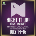 TD presents: Night It Up! Night Market