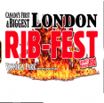 London Ribfest & Craft Beer Festival - Aug. 1-5, 2019 in Downtown London - Festivals, Fairs & Events in SOUTHWESTERN ONTARIO Summer Fun Guide
