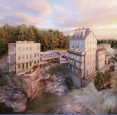 Elora Mill Hotel & Spa  in Elora - Accommodations, Resorts & Spas in SOUTHWESTERN ONTARIO Summer Fun Guide