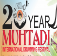 Muhtadi International Drumming Festival -July 20-21, 2019